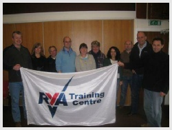 Splash Adventure Training what South Staffs Sailing Club has to say